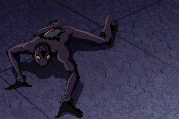 DC Comics Black Spider