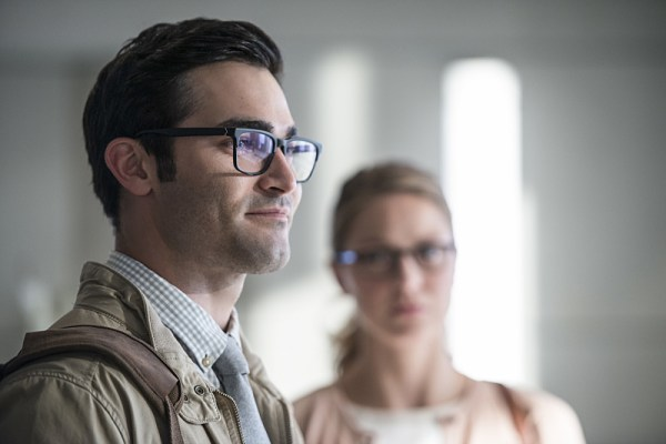 Tyler Hoechlin as Clark Kent / Superman in Supergirl