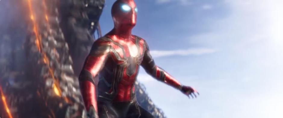 Avengers Infinity War: Spider-Man