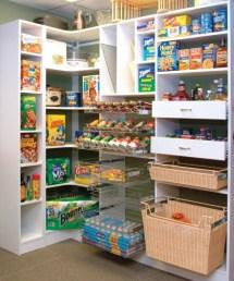 Kitchen Closet Pantry Storage