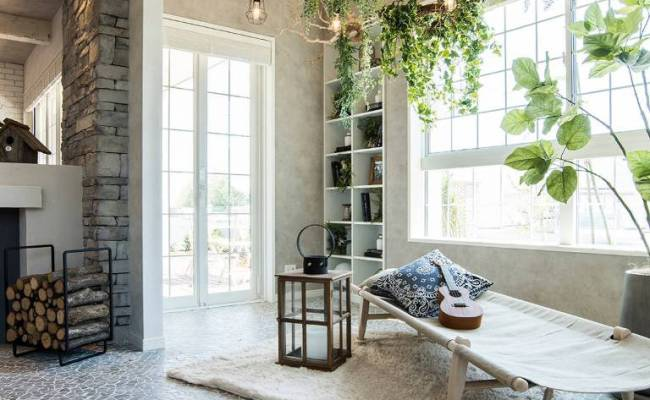 10 Beautiful Ways To Decorate Indoor Plant In Living Room