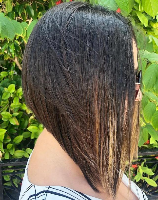 25+ gorgeous graduated bob haircuts for women of all ages