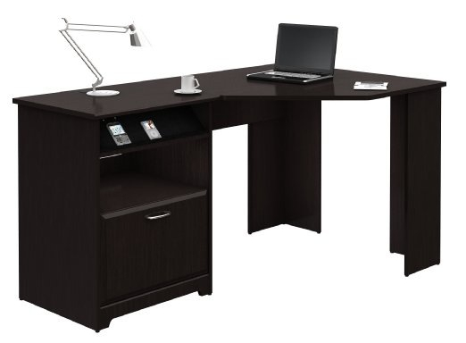 Cabot Collection-60-inch Corner Computer Desk