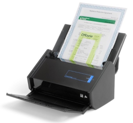 Fujitsu ScanSnap iX500 Deluxe Bundle Scanner for PC
