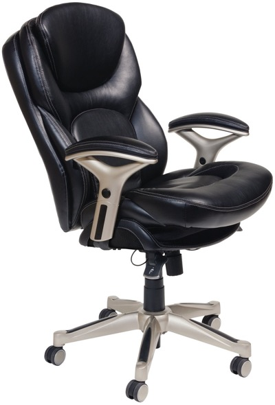 Serta 44186 Back In Motion Health And Wellness Mid Back Office Chair