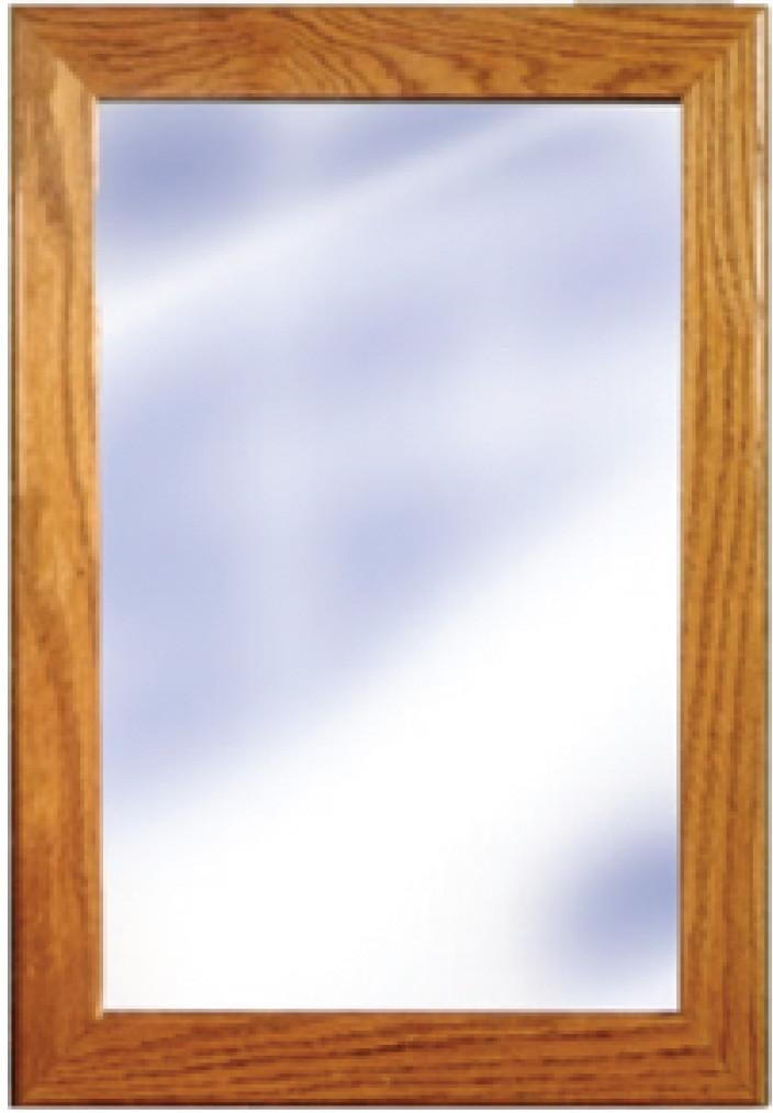 Oak Frame Medicine Cabinet 96141CR1CL  Super Home
