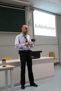 Constantin Gonzalez zum Thema Kohlenhydrate