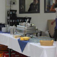 Catering mit Dr. Edibon