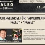 Abnehmen mit Paleo und Pawel auf paleo360.de