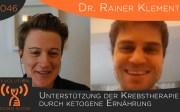 Evolution Radio Show Folge #046: Unterstützung der Krebstherapie durch ketogene Ernährung - Dr. Rainer Klement