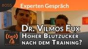 Evolution Radio Show Folge #053: Hoher Blutzucker nach dem Training? - Experte Dr. Vilmos Fux im Interview