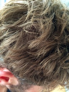 Pawel's No-Poo Haare bzw. Haarpflege