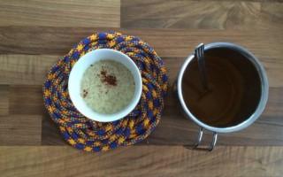 Paleo Rezept: Goldene Milch mit Kurkuma Paste