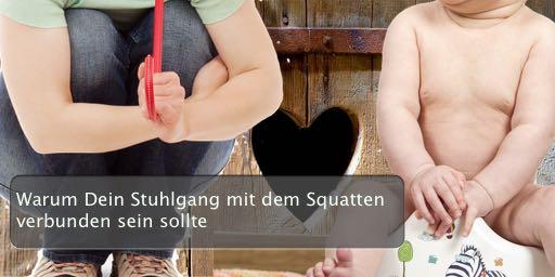 Warum Dein Stuhlgang Mit Dem Squatten Hocken Verbunden Sein Sollte