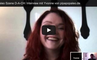 Video Interview mit Yvonne von pipapopaleo.de