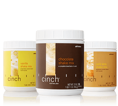 Harga Cinch Shake Mix Shaklee