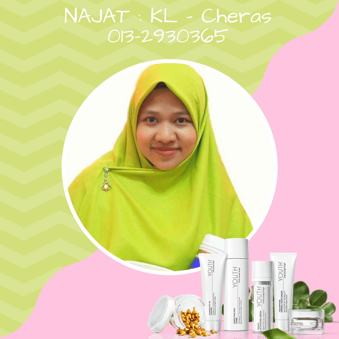 YOUTH SHAKLEE MALAYSIA, YOUTH SHAKLEE SKIN CARE, PENGEDAR SHAKLEE CHERAS, YOUTH SKINCARE SHAKLEE