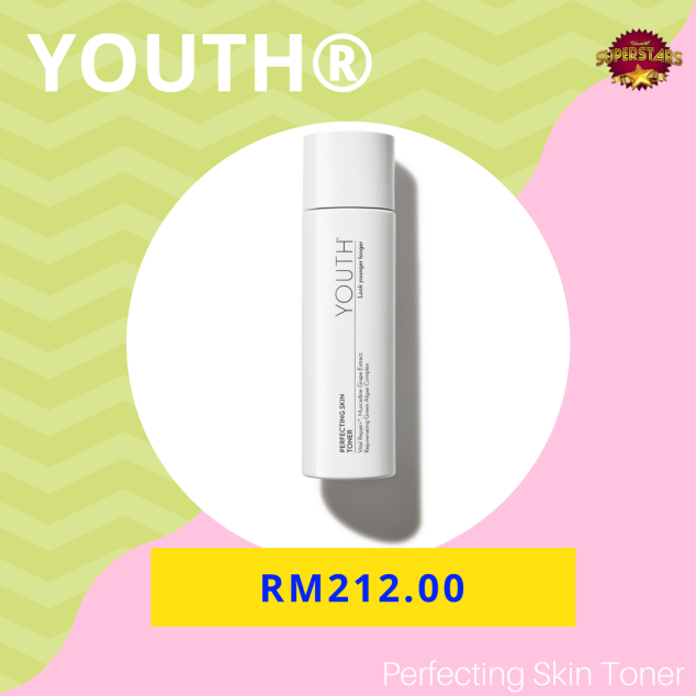 HARGA YOUTH SHAKLEE - HARGA Youth Perfecting Skin Toner