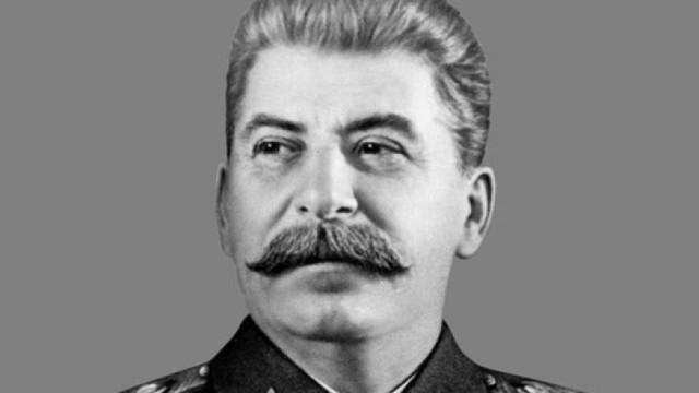Josef Stalin Headshot