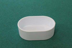 "Oval Dish 4"" x 2.5"""