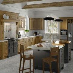 Light Oak Kitchen Cabinets Rustic Black Designs Dante And Painted Lava
