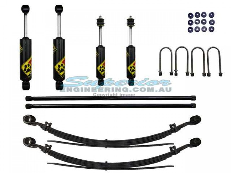 Tough Dog 45mm Lift Kit Suitable For Holden Jackaroo 86-92