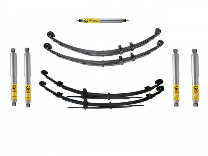 Superior 2 Inch Lift Kit Suitable For Nissan Patrol MQ