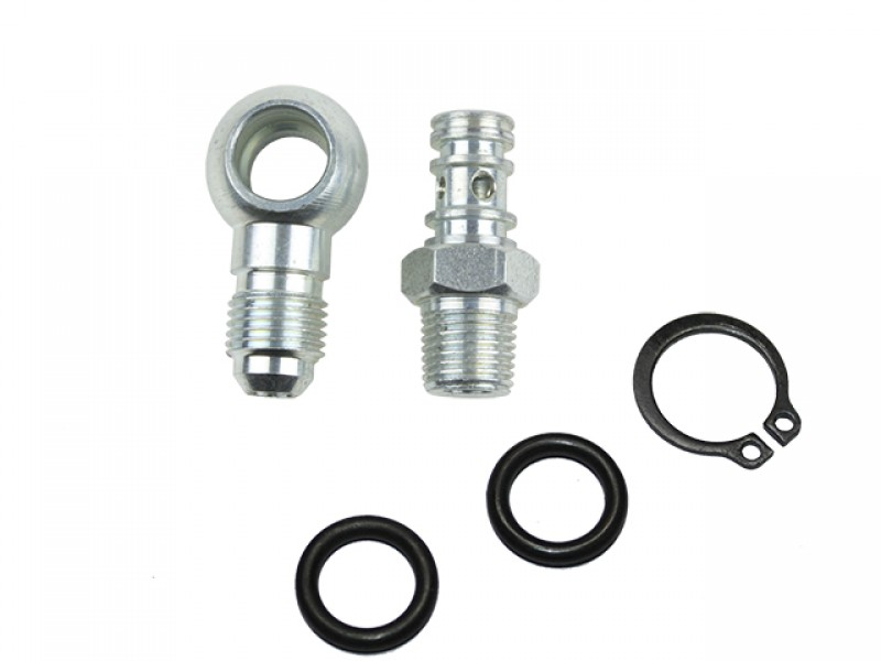 Profender 4x4 Complete Swivel Post and Fitting Kit