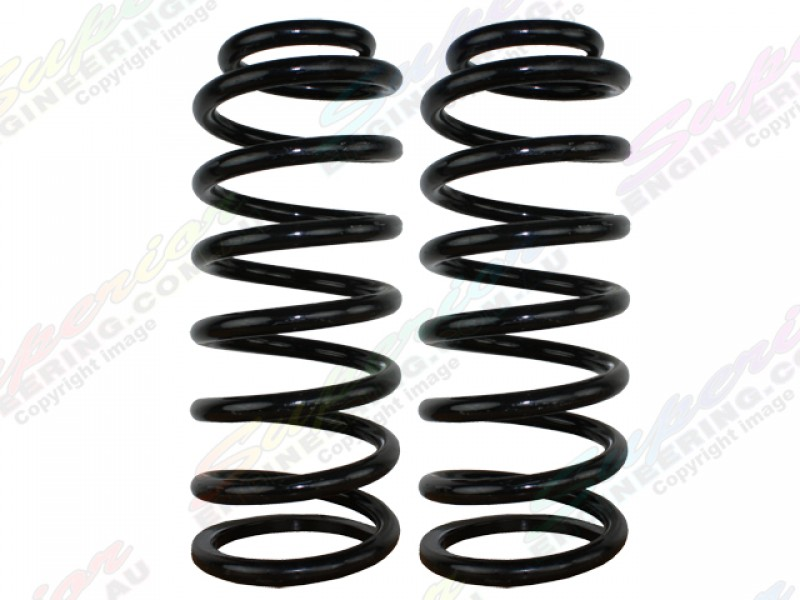 Superior Coil Springs 35mm Lift Toyota FJ Cruiser Light