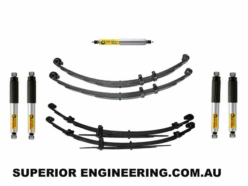 Superior 2 Inch Lift Kit Suitable For Nissan Patrol MK
