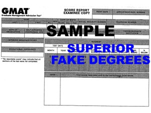 Sample Fake Document