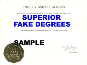 Sample Fake Document