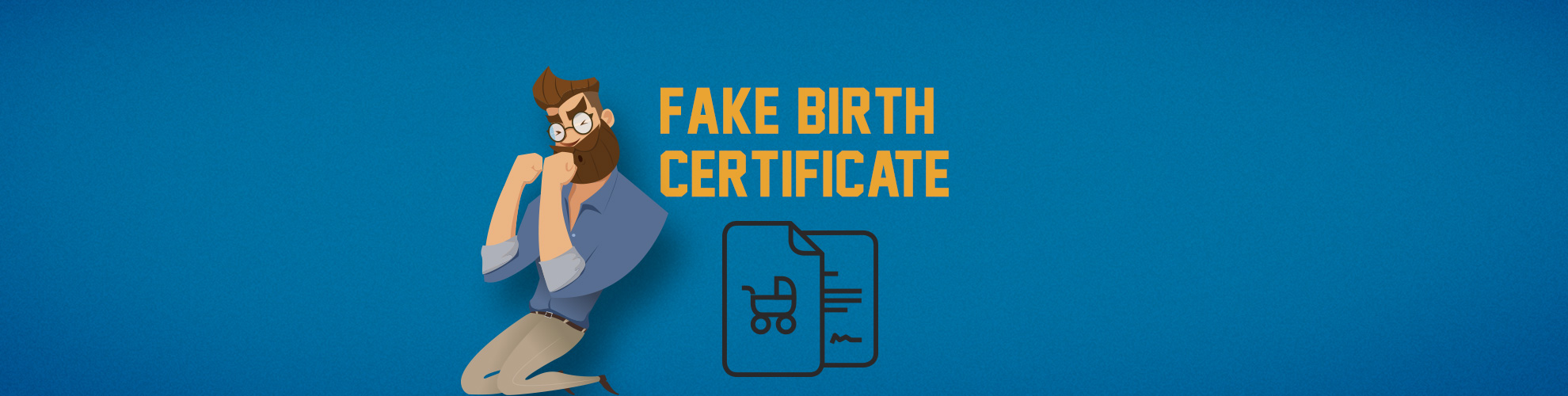 Fake Birth Certificate