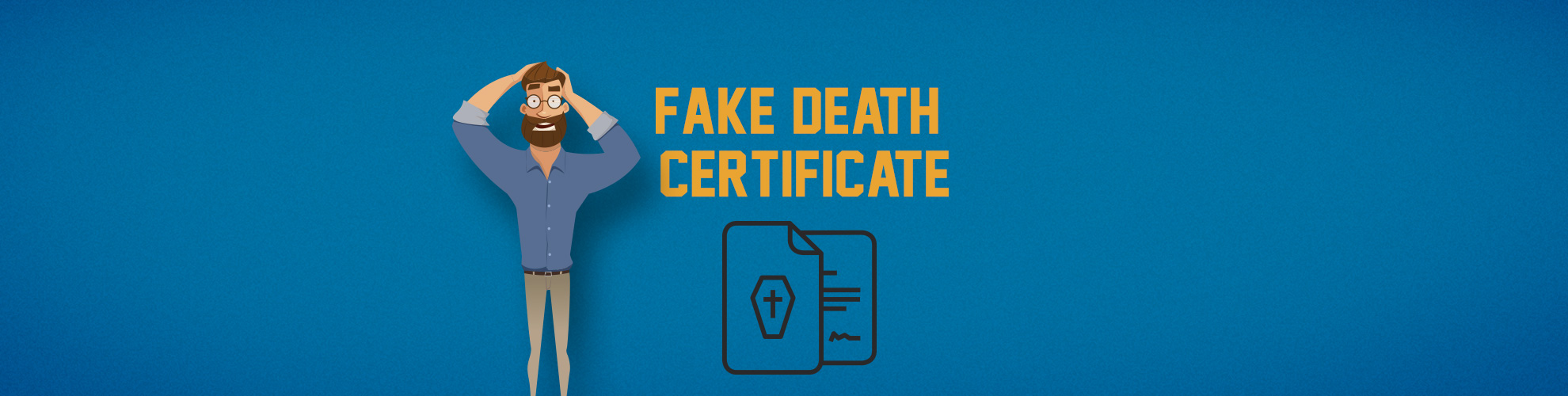 Buy Fake Death Certificates Online Novelty Death Certificate For Work