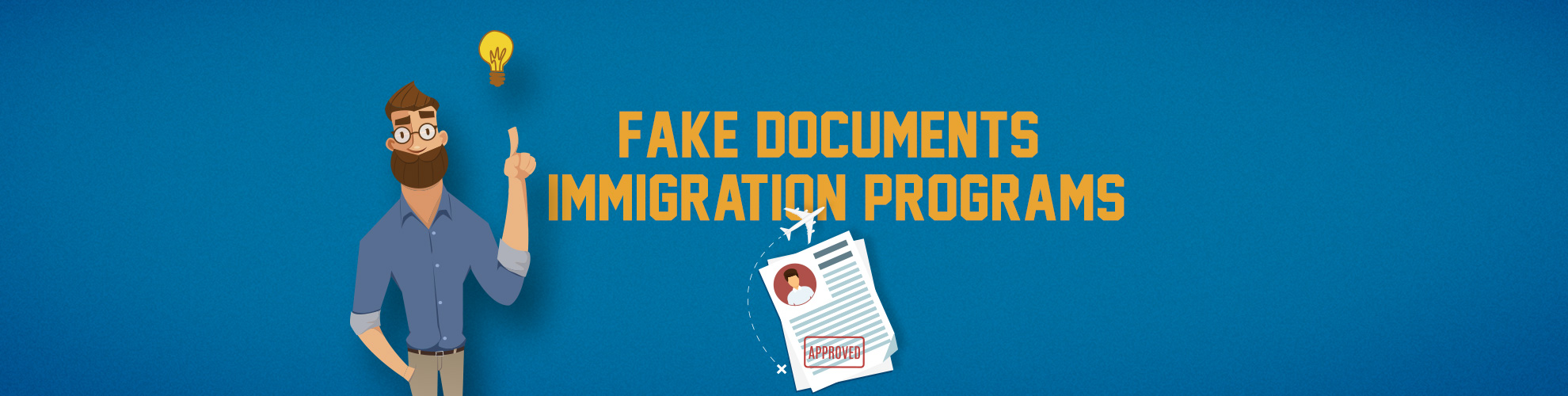 Fake Immigration Documents Online