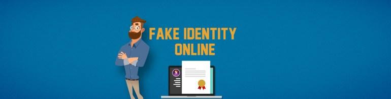 Fake-Identity-Online