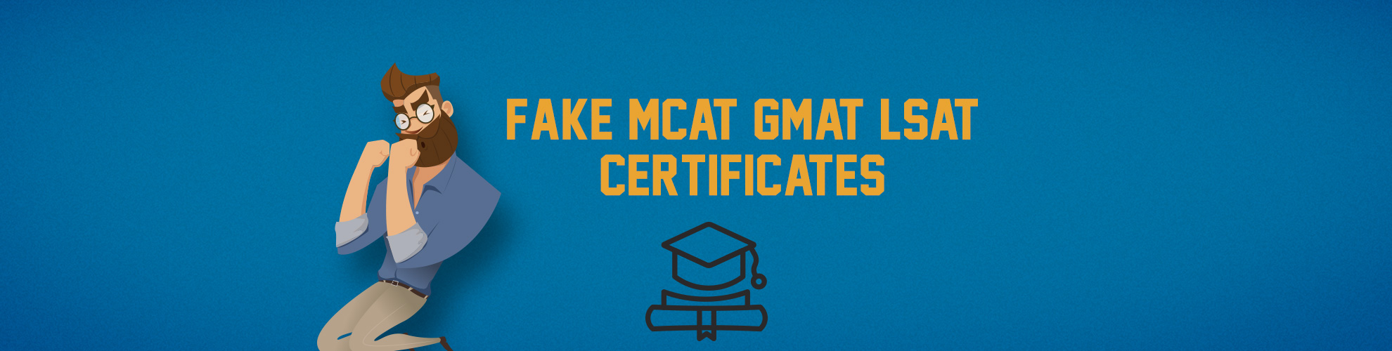 Fake MCAT GMAT LSAT Certificates