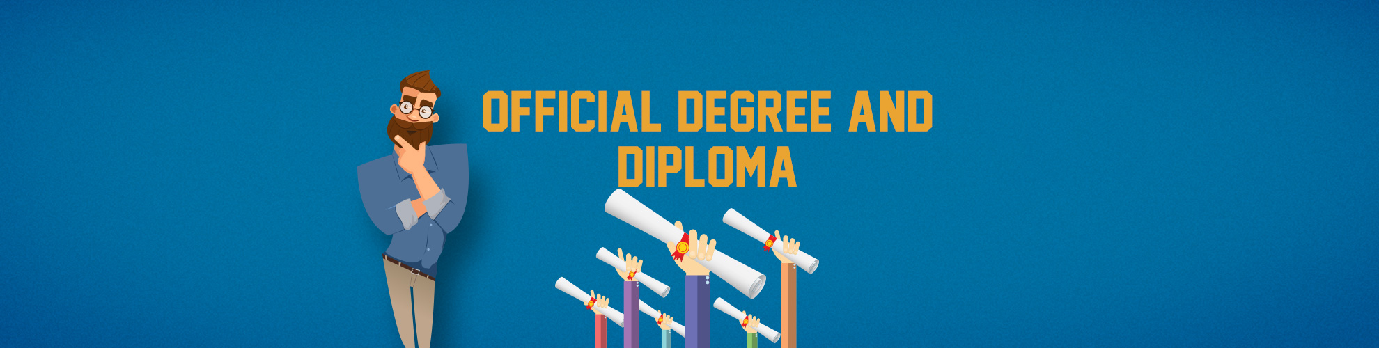 Official Degree And Diploma