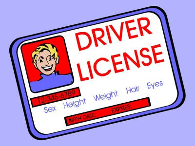 Fake Drivers License