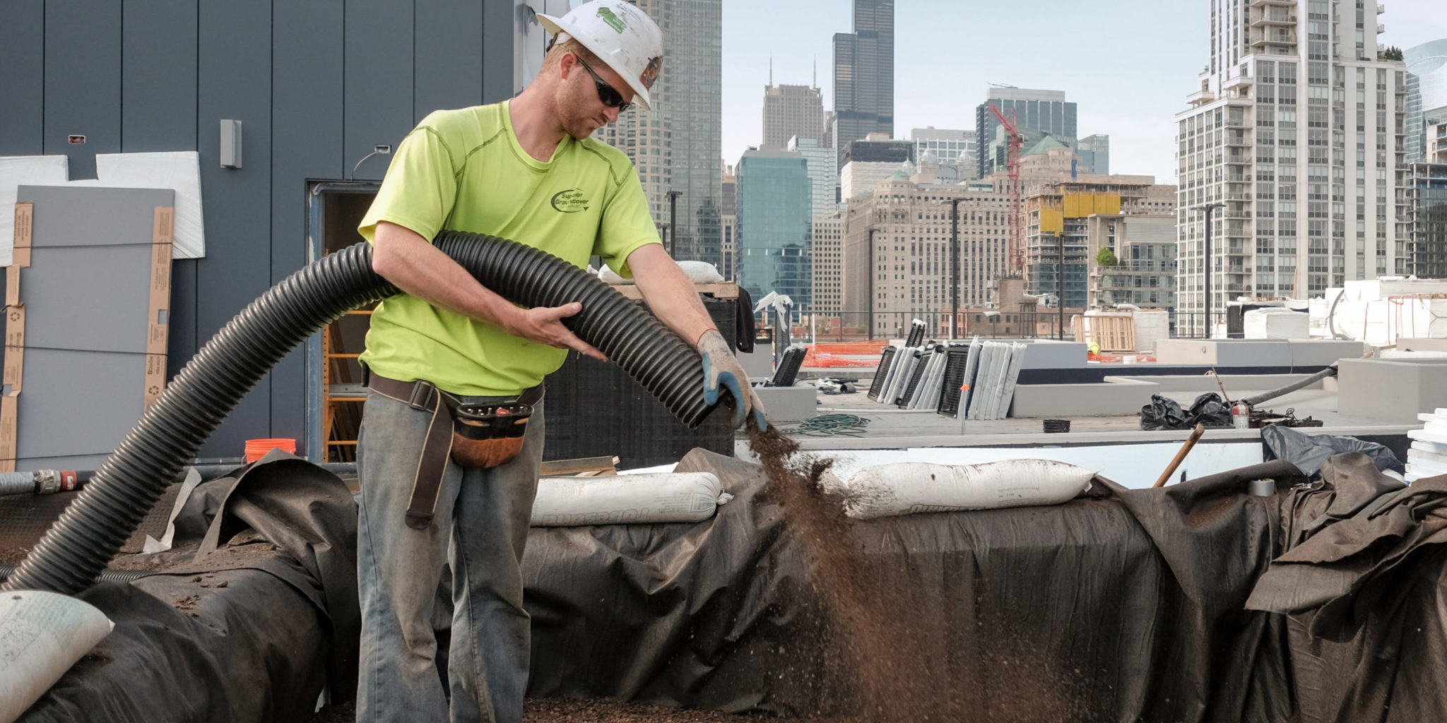 superior soil roof