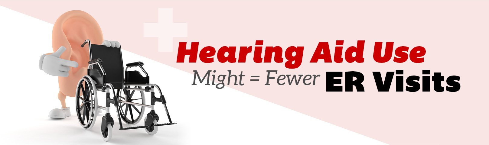 Hearing Aid Use Might Equal Fewer ER Visits