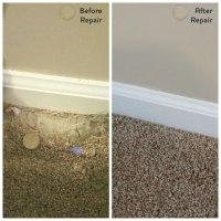 Carpet Repair and Stretching
