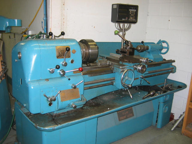 Clausing Colchester 15 Lathe Manual | WoodWorking