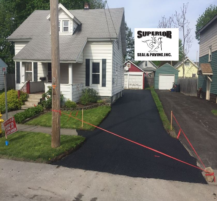 Paving From Superior Seal & Paving | Superior Seal & Paving