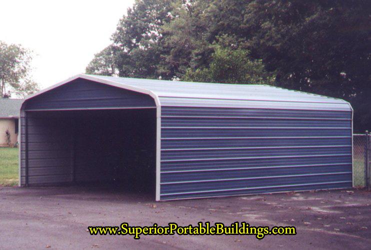 Standard Carport SC 10