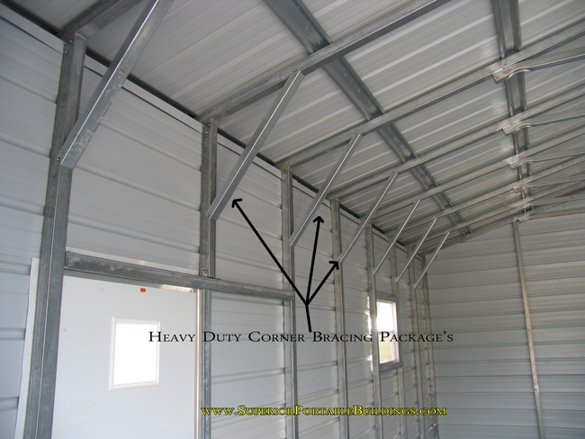 Metal Garage Electrical Wiring