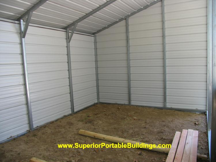 SBamp Carports Inc Building With Lean Tos 1 866 943 2264