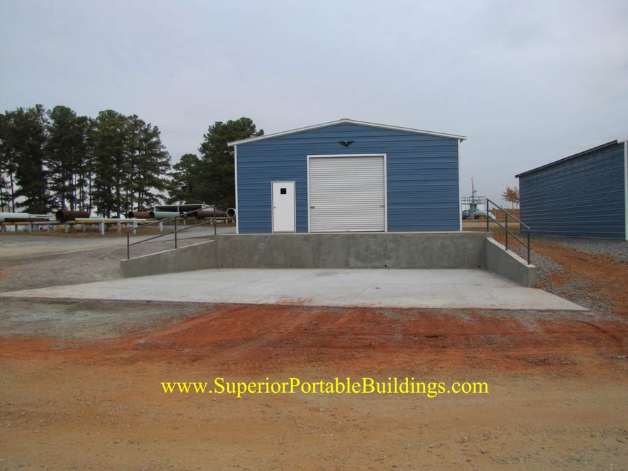 Steel Storage Sheds