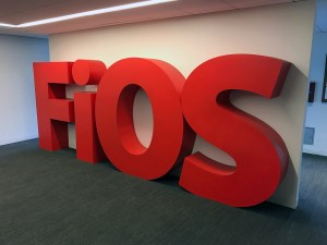 Fios Large Format Lettering | Medford, MA