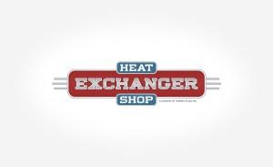 Heat Exchanger Shop   Logo Design   Medford, MA   Boston. MA